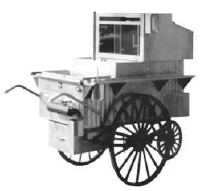 Admar Hot Dog Cart
