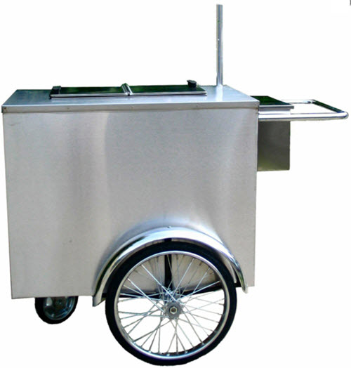 800 Buy Cart V Ips Ice Cream Cart From Worksman Cycles