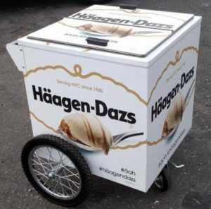 800 Buy Cart Cube Ice Cream Cart
