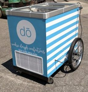800 Buy Cart VF-100 Ice Cream Cart