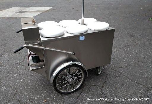 800 Buy Cart Coquito Cart (Spanish Style Ice Cart)
